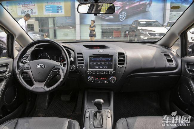 嘉兴购起亚k3现车充足 最低9.28万元起售 高清图片
