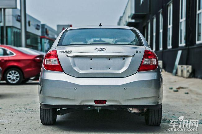 保定市奇瑞E5汽车双燃料最高优惠0.3万元高清图片