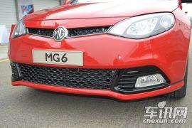 金港赛道试驾MG6-掀背