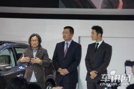 2013广州国际车展花絮-东风日产发布会黄晓明,陈可辛亲临助阵