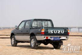 庆铃汽车-五十铃皮卡-2.6L四驱 基本型皮卡