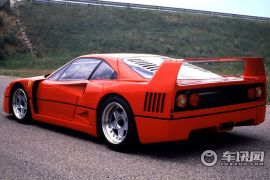 法拉利-法拉利F40