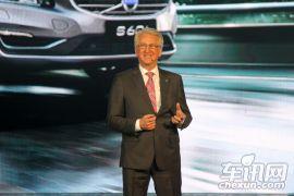 沃尔沃亚太-沃尔沃S60L上市发布会