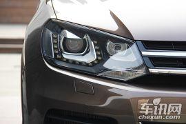 大众-途锐-3.0TSI V6 豪华型