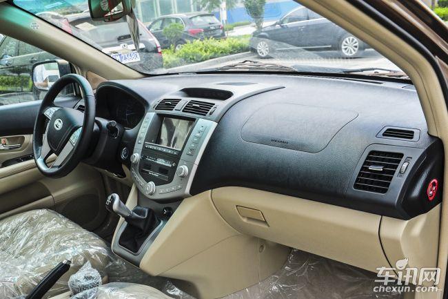 比亚迪s6五星安全suv大空间 高安全 高配置高清图片