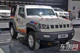 北京汽车-北京汽车BJ40