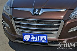 东风裕隆-大7 SUV-2.2T 四驱旗舰型