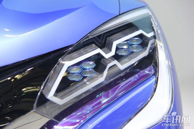 本田 Concept B
