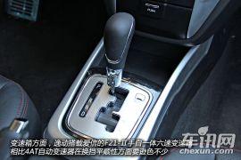 车讯网测试长安逸动1.5T 加速性能提升明显