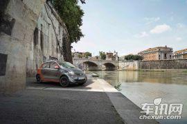 Smart-smart forfour 2015款