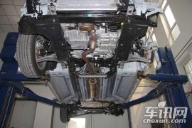 英朗GT 1.6T 时尚运动版-底盘结构