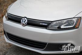 大众-Jetta Hybrid  2013