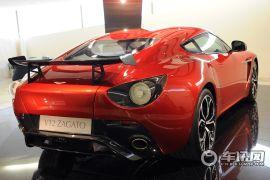 阿斯顿·马丁-V12 Zagato 2012