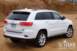 Jeep-大切诺基 ecodiesel 2014