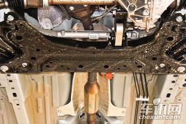 翼搏1.5L AT风尚型-底盘结构
