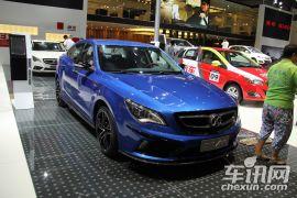 北京汽车-绅宝60 AERO