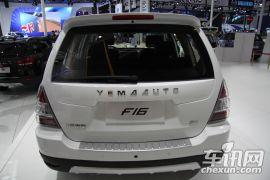 四川汽车-野马F16