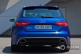 奥迪-奥迪RS 4 Avant 2012