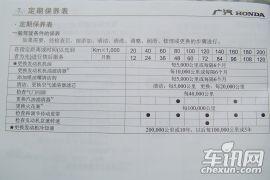 广汽本田-飞度-1.5L SE CVT时尚型-保养  ¥8.88