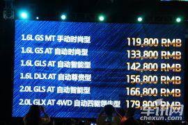 北京现代ix25上市发布会