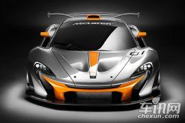 迈凯轮-迈凯轮P1  GTR 2014