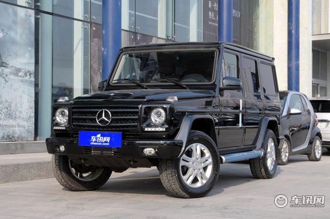 奔驰G级汽车欢迎到店垂询 售价169.8万元起