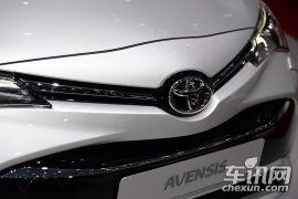 丰田-Avensis