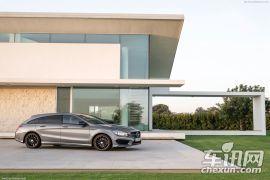 奔驰-奔驰CLA级 Shooting Brake 2015