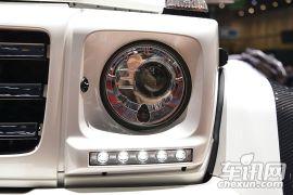 奔驰-奔驰G级  2015  G 500 4x4 concept