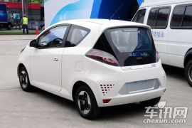 上汽集团-荣威E50 2013