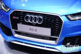 奥迪-奥迪RS 6