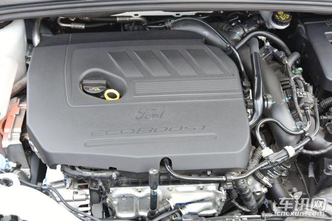 1.5L GTDi EcoBoost发动机采用了目前最普遍使用的全铝合金缸体,并具有双凸轮轴设计,拥有缸内直喷技术、Ecoboost涡轮增压以及双独立可变气门正时三大技术。1.5L排量可以爆发出133kW的最大功率和240Nm的最大扭矩,在输出上相比现有的1.6T发动机毫不逊色。同时碳排放要比1.