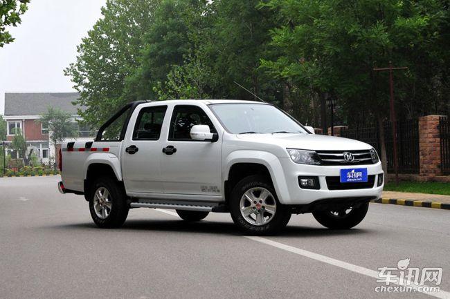 骐铃T7汽车售价8.08万元起 欢迎试乘试驾
