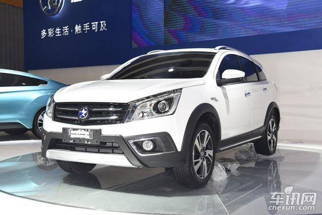 5月14日年中大促 启辰T70X汽车优惠0.2万