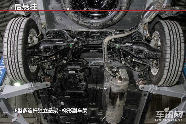 起步不畅快,中扭不充沛 吉利GX7动态测评