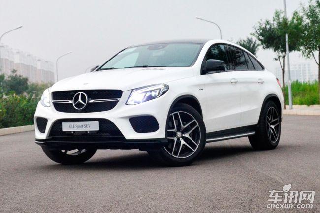 奔驰GLE目前购车价格稳定 售价76.8万元起