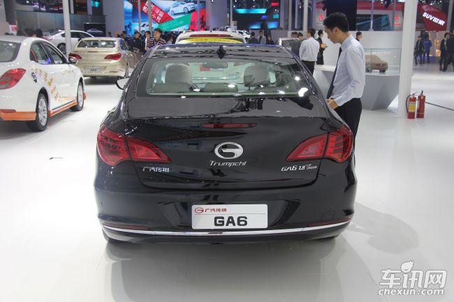 广汽 传祺GA6