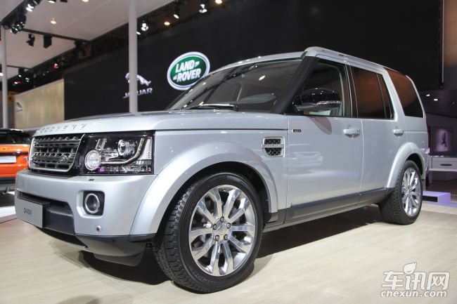 第四代发现汽车让利促销中 现优惠达15万元