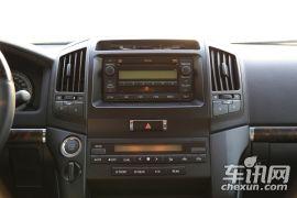 丰田-兰德酷路泽(进口)-4000 中东限量版