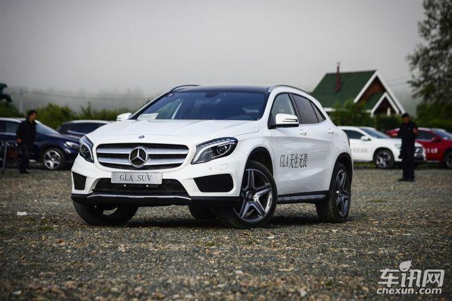奔驰GLA限时优惠 购车店内让利达2.5万元