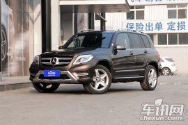北京奔驰-奔驰GLK-GLK 300 4MATIC 豪华型 极致版  ¥55.8
