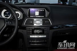 奔驰-奔驰E级(进口)-E260 Coupe  ¥59.8