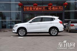 长城汽车-哈弗H2-1.5T 手动两驱尊贵型  ¥11.58