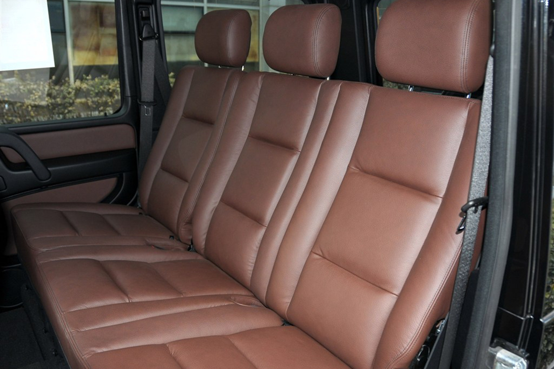 进口奔驰G550现车已到店 价格直降特价售