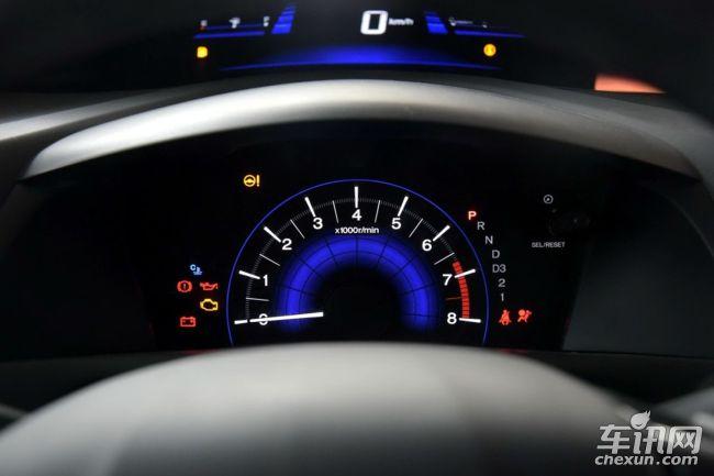 月均支出1265元 本田思域用车成本分析