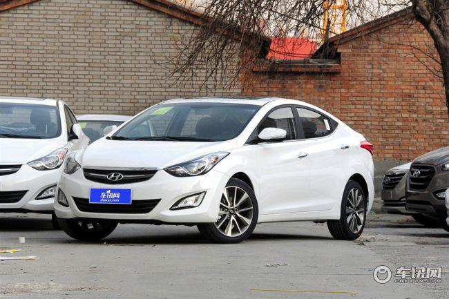 现代朗动正在热销中 购车优惠高达1.7万元