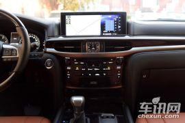 雷克萨斯-雷克萨斯LX-570 动感豪华版  ¥138.6