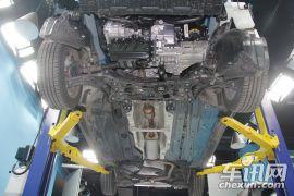 奥迪A3Sportback 35 TFSI 进取型-底盘结构