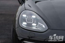 保时捷-卡宴-Cayenne Turbo 4.8T