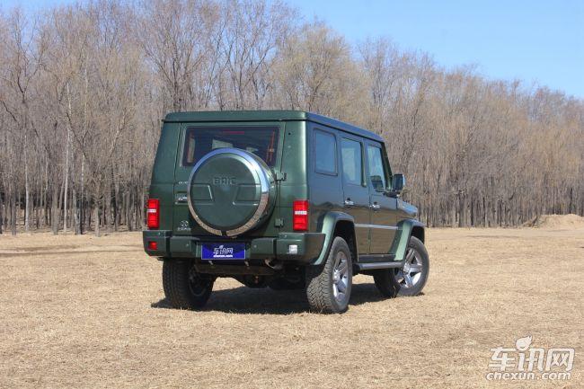 北京汽车 北京汽车BJ80